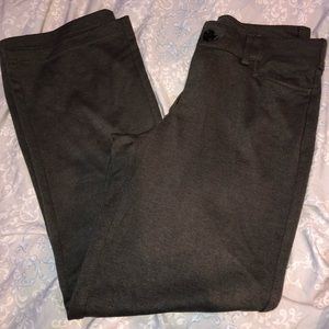 RIDERS by Lee Relaxed Fit grey pants sz S petite